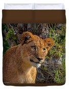 Your Lioness Duvet Cover