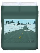 Your Road Duvet Cover