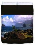 Your Serenity Spot Duvet Cover
