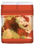 Yucca Abstract Warm Duvet Cover