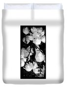 Yucca Flowers Duvet Cover