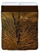 Yucca Gold Duvet Cover