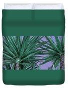 Yucca Tops Duvet Cover