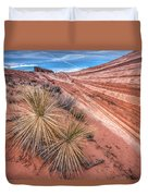 Yucca Valley Duvet Cover