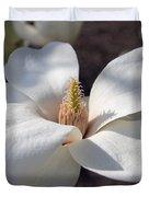 Yulan Magnolia  4591 Duvet Cover