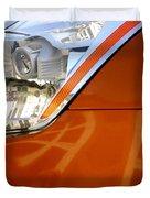 Z Headlight P Duvet Cover