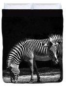 Zebra Unique Patterns Duvet Cover