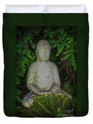 Zen Buddha Duvet Cover