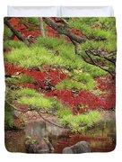 Zen Duvet Cover