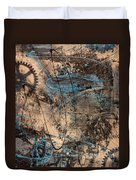 Zion 1178 Duvet Cover by Bruce Stanfield