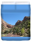 Zion Park Grand Arch Duvet Cover