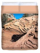 Zion Ripples Duvet Cover