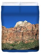 Zion Wall Duvet Cover