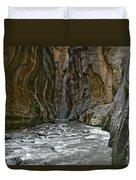 Zions 002 Duvet Cover