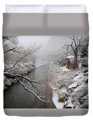 Zion's Virgin River Duvet Cover