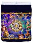 Zodiac Duvet Cover