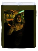 Zombie Night Duvet Cover