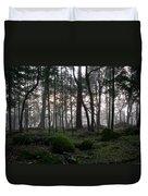 Zombie Trees Duvet Cover