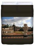 Zwinger Dresden - Germany Duvet Cover