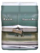 1951 Nash Ambassador Hydramatic Back Duvet Cover