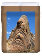 Alabama Hills Monster Duvet Cover