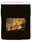 Autumn High Duvet Cover