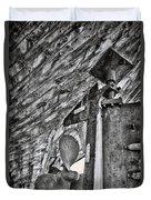 Boat Propeller Duvet Cover by Stelios Kleanthous