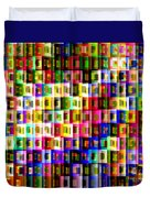 Double Jeopardy Duvet Cover