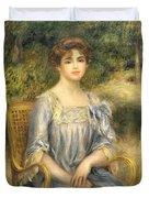 Madame Gaston Bernheim De Villers  Duvet Cover