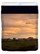 Newquay Cornwall Duvet Cover