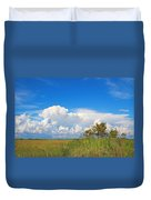 Shark River Slough - 1 Duvet Cover