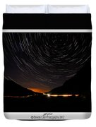 Stars And Cars Duvet Cover