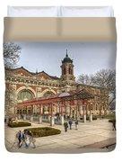 The Ellis Island Immigration Museum Duvet Cover