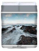 Welsh Coast Duvet Cover