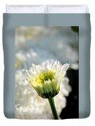 0002 Leucanthemum Cog Hill Awakening  Duvet Cover