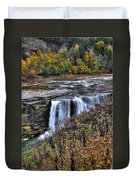 0016 Letchworth State Park Series  Duvet Cover