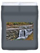 0017 Letchworth State Park Series  Duvet Cover