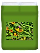 002 Busy Bee Series Duvet Cover