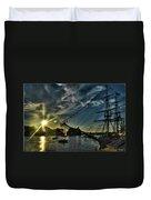 002 Uss Niagara 1813 Series  Duvet Cover