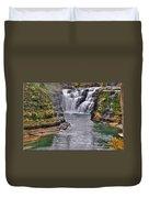 0022 Letchworth State Park Series Duvet Cover