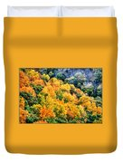 0027 Letchworth State Park Series   Duvet Cover