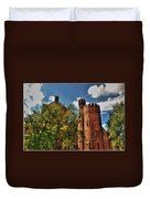 003 The 74th Regimental Armory In Buffalo New York Duvet Cover