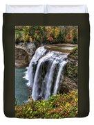 0039 Letchworth State Park Series Duvet Cover