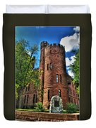 004 The 74th Regimental Armory In Buffalo New York Duvet Cover