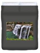 0043 Letchworth State Park Series  Duvet Cover