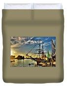 005 Uss Niagara 1813 Series  Duvet Cover