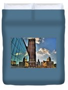 006 Wakening Architectural Dynamics Duvet Cover