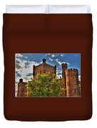 007 The 74th Regimental Armory In Buffalo New York Duvet Cover