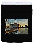 007 Uss Niagara 1813 Series Duvet Cover
