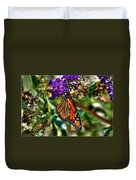 011 Making Things New Via The Butterfly Series Duvet Cover